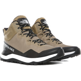 The North Face Activist FutureLight Mid-Cut Schuhe Herren kelp tan/tnf black